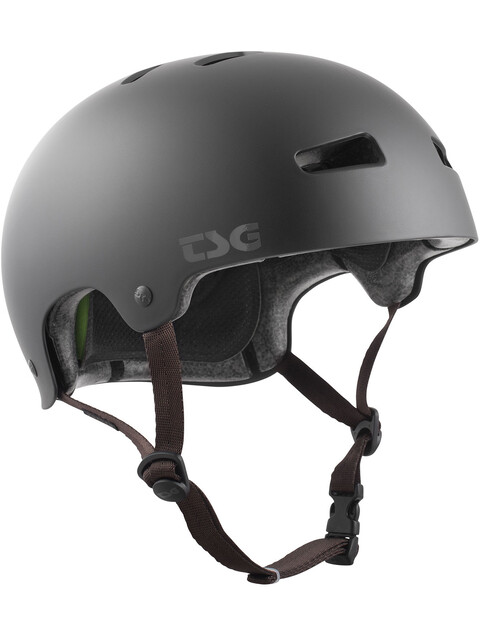 TSG Kraken Solid Color Helmet satin black